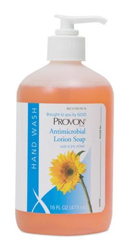 GOJO PROVON ANTIMICROBIAL LOTION SOAP