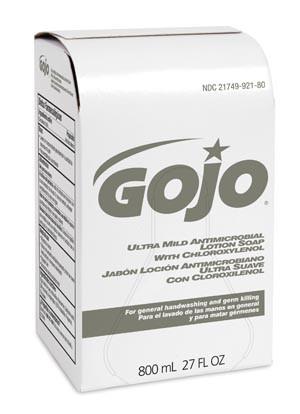 GOJO 800ML BAG-IN-BOX SYSTEM