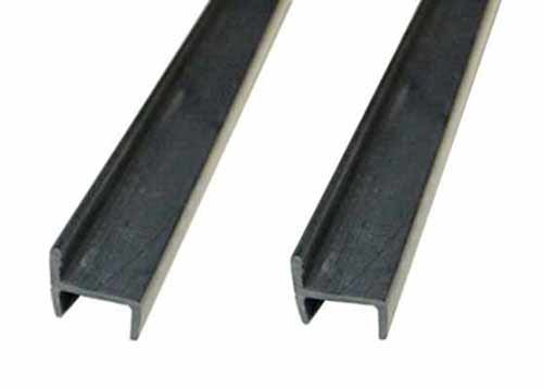 Plastic File Rails For Wooden Drawer Front Back Walls 12 Thick