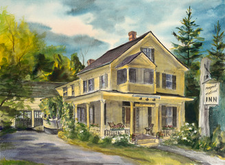 Margaret Holland Inn, Northfield, Vermont