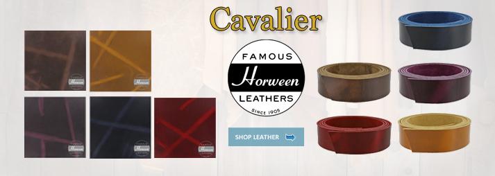 Horween Cavalier Leather