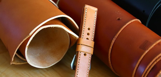 What is English Bridle Leather