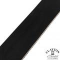 Clayton's Black Leather Strap