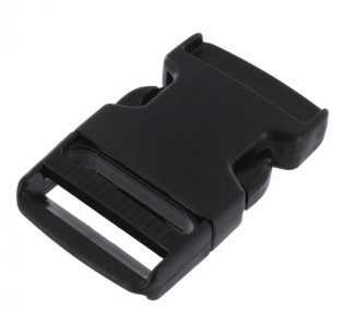 "1 1/2"" Plastic Side Release Buckle"