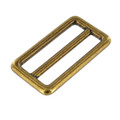"B7096  1 3/4"" Antique Brass, Double Loop, Solid Brass-LL"