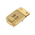 Z32543.412-10/Z32530-1/MGS/MR Brushed Brass Combination Lock