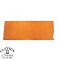 Clayton's Waxy English Bridle Leather, Bend, 9-10oz, London Tan