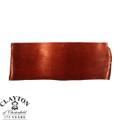 Clayton's Waxy English Bridle Leather, Bend, 9-10oz, Chestnut