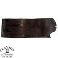 Clayton's Waxy English Bridle Leather, Bend, 9-10oz, Havana