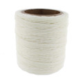 Maine Thread - White Waxed Thread