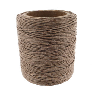 Maine Thread - Dark Beige Waxed Thread