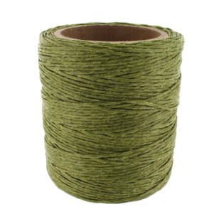 Maine Thread - Olive Waxed Thread