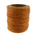 Maine Thread - Orange Waxed Thread