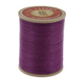 218 Violet, Fil Au Chinois - Lin Cable - Waxed Linen Thread
