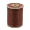 276 Marron, Brown,Fil Au Chinois - Lin Cable - Waxed Linen Thread