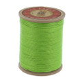 455 Vert Clair, Light Green, Fil Au Chinois - Lin Cable - Waxed Linen Thread