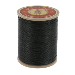 494 Sapin, Pine, Fil Au Chinois - Lin Cable - Waxed Linen Thread