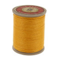 508 Jaune, Yellow, Fil Au Chinois - Lin Cable - Waxed Linen Thread