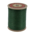 767 Vert, Green, Fil Au Chinois - Lin Cable - Waxed Linen Thread