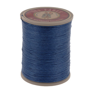 667 Nuit, Night, Fil Au Chinois - Lin Cable - Waxed Linen Thread