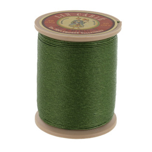 735 Chartreuse, Fil Au Chinois - Lin Cable - Waxed Linen Thread