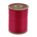 190 Bois de rose, Rosewood, Fil Au Chinois - Lin Cable - Waxed Linen Thread
