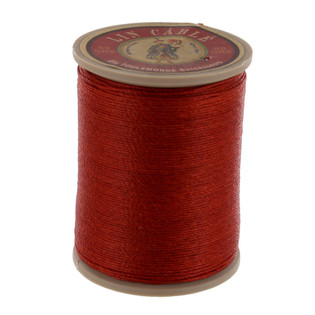333 Cuivre, Copper, Fil Au Chinois - Lin Cable - Waxed Linen Thread, Copper