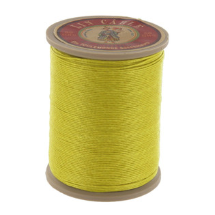 519 Anise, Fil Au Chinois - Lin Cable - Waxed Linen Thread