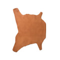 Buffalo Calf Leather Hide British Tan