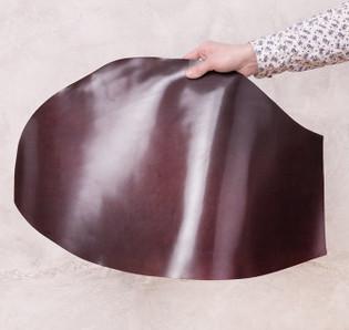 Rocado Shell Cordovan, Dark Brown