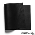 Leather Panel Wickett & Craig Milled Traditional Harness - Black