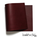 Wickett & Craig English Bridle Burgundy Panel