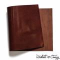 Leather Panel Wickett & Craig Traditional Harness - Medium Brown