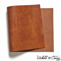 Leather Panel Wickett & Craig Traditional Harness - Buck Brown