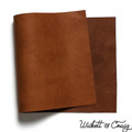 Leather Panel Wickett & Craig Milled Traditional Harness - Buck Brown