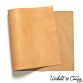 Leather Panel Wickett & Craig Milled Traditional Harness - Russet