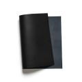 Korba Buffalo Calf Leather Panel - Black
