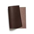 Korba Buffalo Calf Leather Panel - Brown