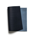 Korba Buffalo Calf Leather Panel - Dark Navy