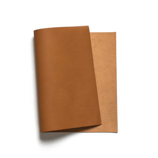 Korba Buffalo Calf Leather Panel - Mango
