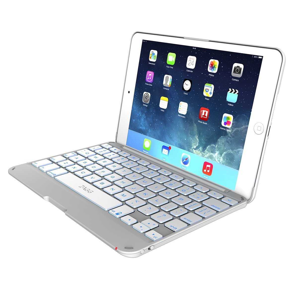 ZAGG iPad mini keyboard cover case