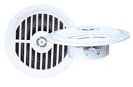 Pair PLMR57W 100 Watts 5.25'' Waterproof Marine Speakers (White)