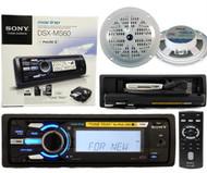 "Sony Marine Waterproof USB iPod Tray Receiver 2 5.25"" Speakers Wireless Remote"