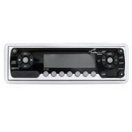 New Audiopipe Marine Single DIN In-Dash Stereo AM FM CD IPOD 3.5mm USB Receiver