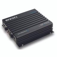 New Enrock Marine EKMB500ABT 400-Watt 4-Channel Black Waterproof Marine/Car Bluetooth Streming Amplifier