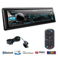 New Kenwood KDC-BT562U CD Receiver with Built-in Bluetooth iPod iPhone Stereo Player