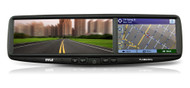 Pyle PLCMDVR7G Smart HD Rearview Backup Camera and Monitor System with GPS Navigation, Bluetooth and DVR Recording