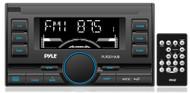 New PLRDD19UB Bluetooth Digital Car Audio Receiver AM/FM Radio USB/SD/AUX Input