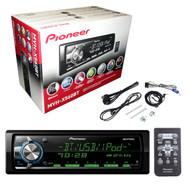Pioneer Cd Free 1/2Depth Bt/Usb/Mix/3Rca