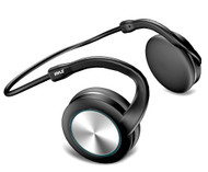 Pyle PHBT3E Bluetooth Sports Flex Headphones with Wrap Around Flexible Band and Built-In Mic